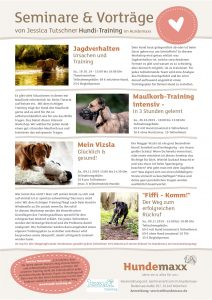 Hundeseminare München